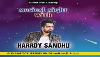 Musical Night with Harrdy Sandhu