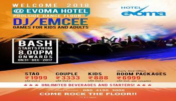 NYC 2018@Hotel Evoma