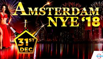 Amsterdam NYE 2018