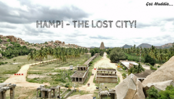 Christmas special: Hampi - The Lost City - Camping