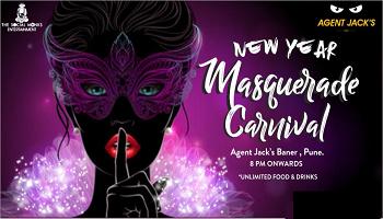 New Year Masquerade Carnival