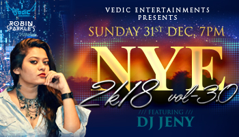 New Year Eve 2k18 Vol-3.0 at Fusion9