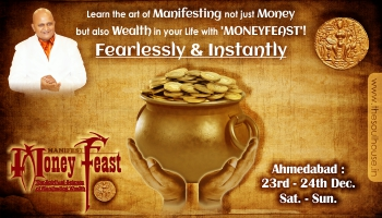Money Feast - Spiritual Science of Manifesting Wealth