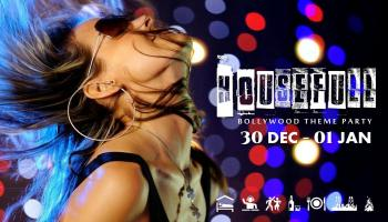 Housefull- New Year Party (Bollywood Theme)