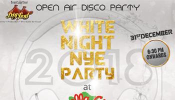 WHITE NIGHT NYE PARTY 2018