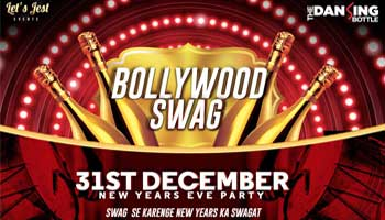 Blockbuster Bollywood New Year Party