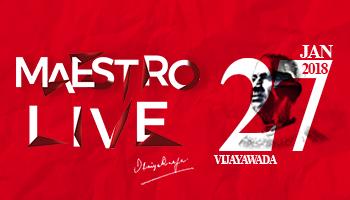 Ilaiyaraaja Live in Vijayawada