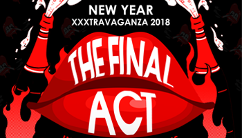 The Final Act 2018 @ Kitty Ko The Lalit Ashok
