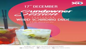 Sunday Brunch Sundowner and Techno Night