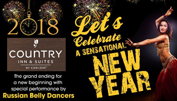 Country Inn Bathinda- New Year 2018 Eve