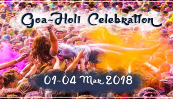 Holi Celebration - Goa