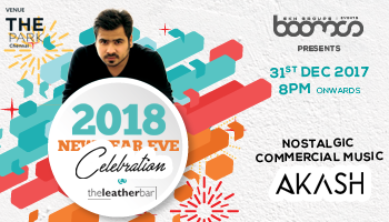 New Year Eve 2018 Celebrations - Leather Bar, The Park