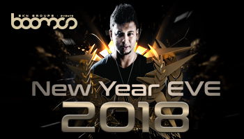 New Year Eve 2018 at Pasha, The Park