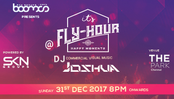 New Year Eve 2018 at Fly Hour (open area) - The Park