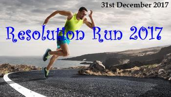 Chennai Resolution Run 2017