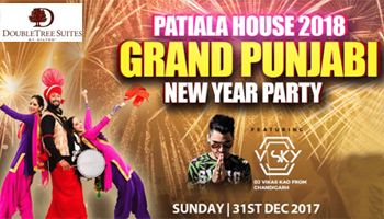 GRAND PUNJABI PATIYALA HOUSE THEME PARTY