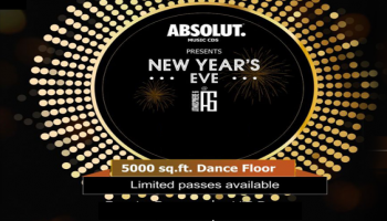 New Years Eve @ Atmosphere 6
