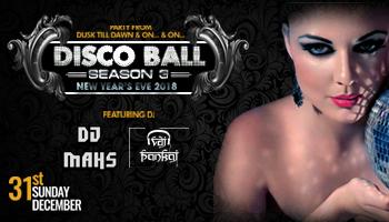 Disco Ball Season 3 - 2018