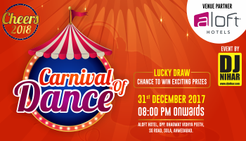 Carnival Of Dance (New Year Celebration)