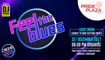 Feel The Blues (New Year Celebration)