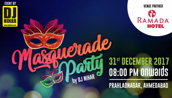 Masquerade Party (New Year Celebration)