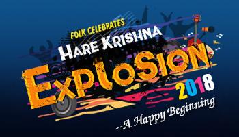 Hare Krishna Explosion 2018