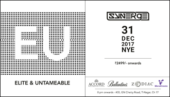 Elite and Untameable - New Year Party 2018 at Zodiac Pub