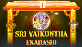 Sri Vaikuntha Ekadashi