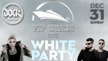 The VIP Cruise NYE White Edition