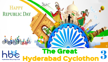 The Great Hyderabad Cyclothon 3