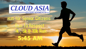 Run To Respect Senior Citizens