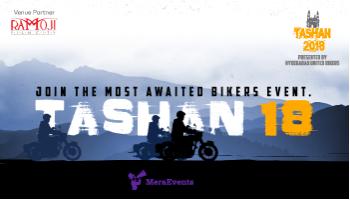 TASHAN 2018 by Hyderabad United Bikers