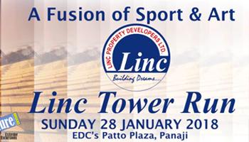 Linc Tower Run, Goa 2018