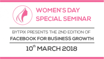 Facebook For Business Growth Womens Day Special Seminar