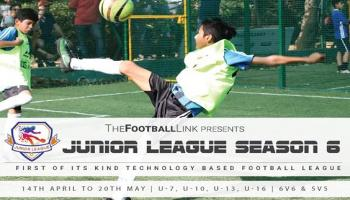 Junior League Season 6
