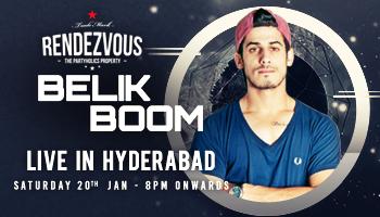 Belik Boom Live In Hyderabad