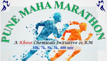 Pune Mahamarathon Challenge organized by Khose Chemicals