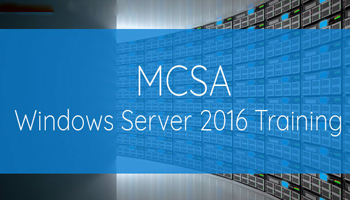 MCSA Windows Server 2016 Course in Gurgaon, India