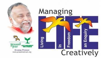 MANAGING LIFE CREATIVELY