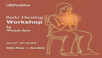 Reiki Healing Workshop By Vineet Jain