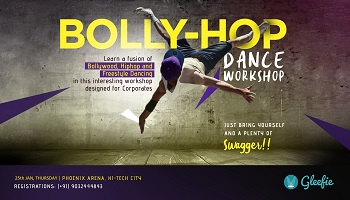 Bolly-Hop Dance Workshop
