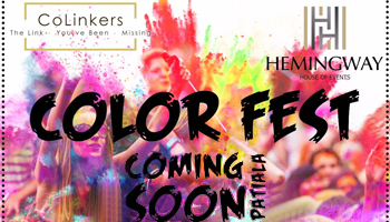 The Colour Fest