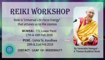REIKI WORKSHOP -  Pune