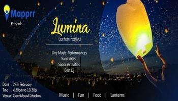 Lumina The Lantern Festival