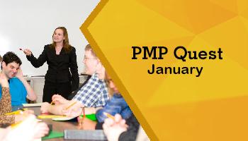 PMP Quest - March 2018