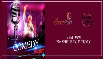 Standup comedy in OMR