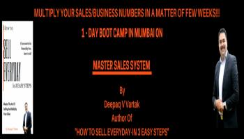 Master Sales System by Deepaq Vartak