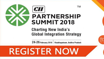 CII Partnership Summit 2018