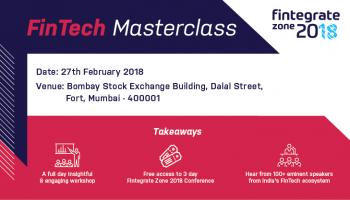 FinTech Masterclass   Fintegrate Zone 2018