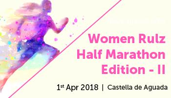 Women Rulz Half Marathon Edition - 2